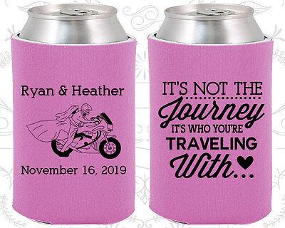 Inexpensive Wedding Favor Ideas (Wedding Favor Koozies Cheap Beer Can Koozie Ideas (455) Motorcycle)