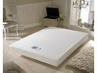 Happy Beds StressFree 8000 Memory Foam Orthopaedic Firm Mattress - UK King..NEW..