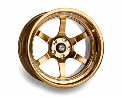 Cosmis Racing XT-006R 18x9.5 +10mm 5x114.3 Hyper Bronze Rim Wheel