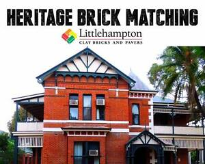 FREE Adelaide Brick-matching service for OLD RED, RARE, Heritage Adelaide CBD Adelaide City Preview