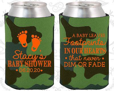 Baby Shower Koozies Koozie Gifts (90176) Announcements, Gender Reveal Ideas