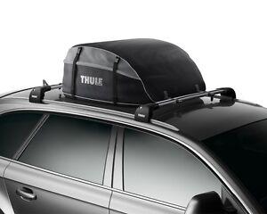 Thule Quest rooftop carrier bag.