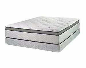 Brand New 800 Pocket Coil Mattress and Box Spring! - Payment Plan