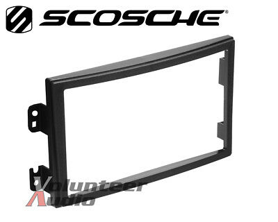 American Dash Trim - Car Radio Stereo CD Player Dash Install Mounting Trim Bezel Panel Kit Mount