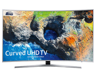 Samsung UE55MU6500 55 inch Smart 4K Ultra HD HDR Curved TV