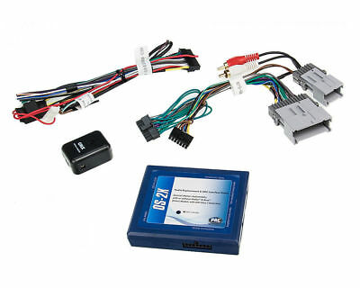 Bose + Onstar GM Car Stereo Radio Installation Install Wiring Harness Interface ()