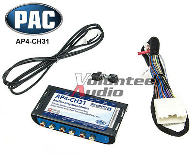 PAC AmpPRO AP4-CH31  Factory System Amplifier Upgrade Interface