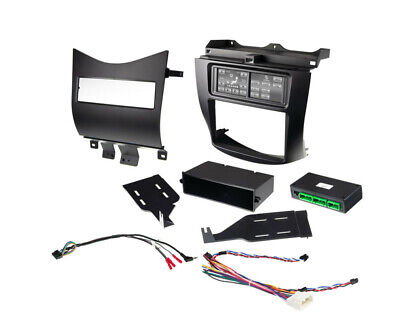 2003 to 2007 Honda Accord Integrated Touchscreen Control Solution Car Dash Kit