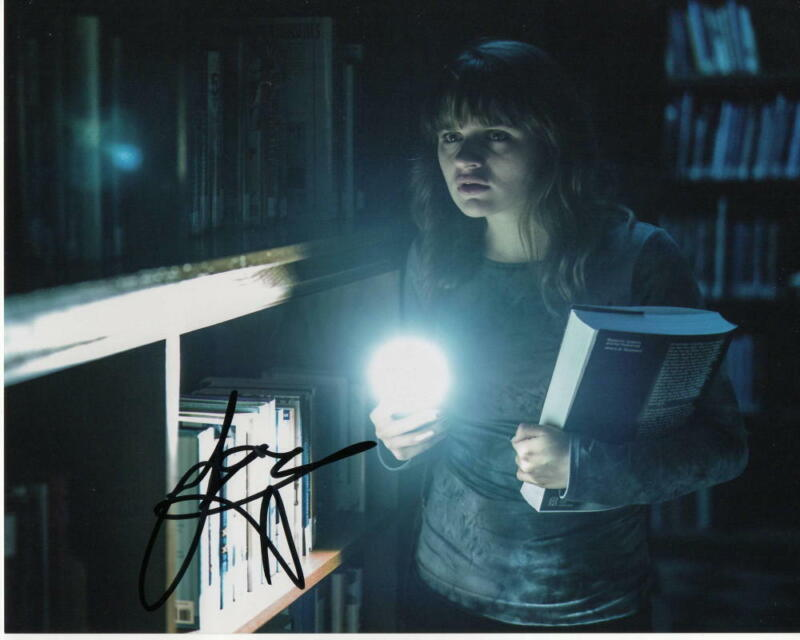 JOEY KING SIGNED AUTOGRAPH 8X10 PHOTO - THE KISSING BOOTH - SLENDER MAN, THE ACT