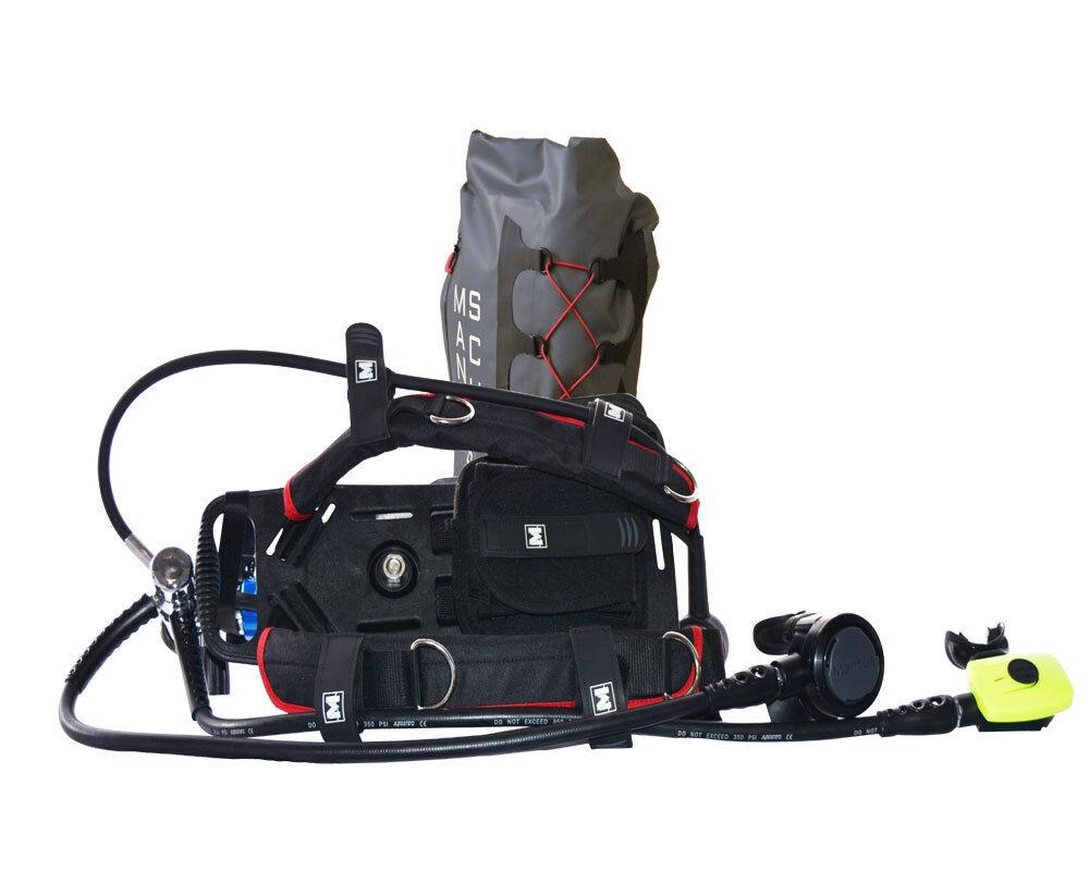 как выглядит Mantus Scuba Pack Minipack фото