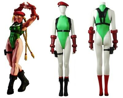 STREET FIGHTER V Cammy White Cosplay - Street Fighter Kostüm Cammy