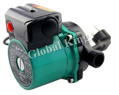 G 34 220v 3-speed Hot Water Circulation Pump Heating Circulating Pump