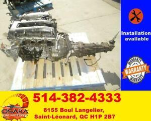 JDM SR20DET S14 ENGINE 240SX S14 ENGINE SR20DET ENGINE S14 ENGINE KOUKI ZENKI