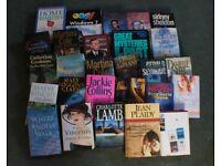 Lot of Hardback Books