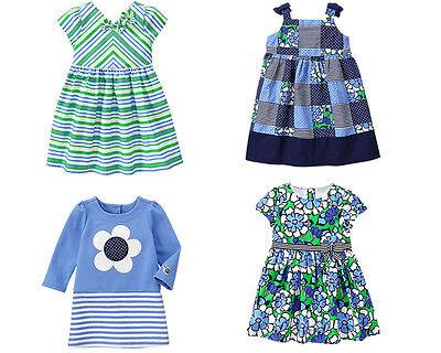NWT Gymboree SPRING PREP Size 2T 3T 4T 5T U Pick Dress Floral Patchwork Ponte](Size 2t 3t)