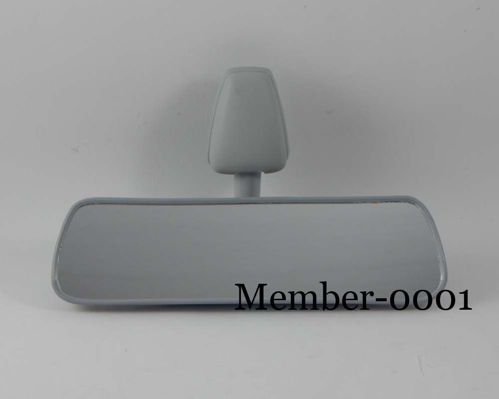 Interior Rear View Door Mirror for 97-05 Nissan Navara D22 Frontier Pickup UTE