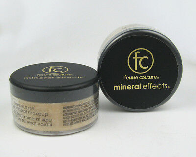 Femme Couture Mineral Effects Loose Makeup (Bundle of 2)