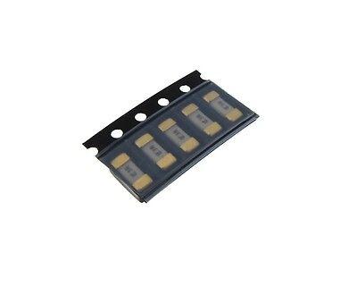 0.5a 125v 1808 Smd Ceramic Fuse Surface Mount Littlefuse - Pack Of 5