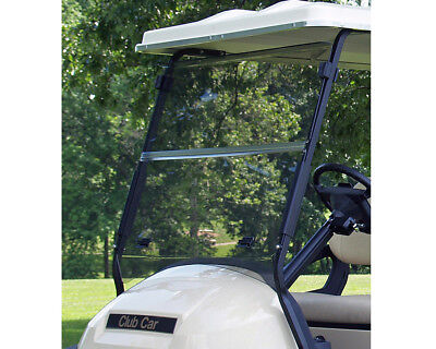Club Car Clear Windshield For 2004 Up Golf Cart Precedent Models *New In Box*