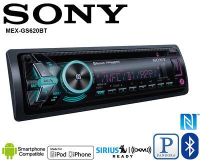 Sony Car Stereo Radio Bluetooth CD Player Iphone Pandora And
