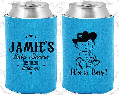 Baby Shower Ideas Boys (Baby Shower Koozies Koozie Ideas (90078) it's a Boy,)