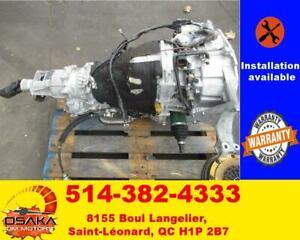 Transmission Automatique avec installation Impreza Legacy 09-12