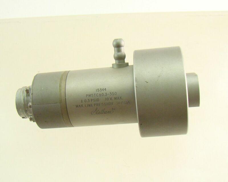 Ametek Gulton Statham Pressure Transmitter 15344 - Max: 30PSIA
