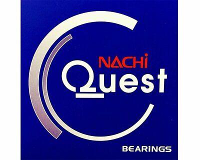 Nachi 6203zze 17x40x12 17mm40mm12mm 6203z Japan Ball Radial Ball Bearings