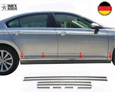 Heckklappenleiste aus Edelstahl passend für VW Passat B8 Limousine ab 2014