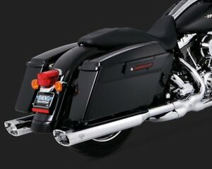 Vance and Hines monster ovals