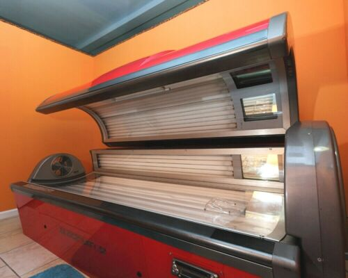 ETS Starpower 548 Tanning Bed- Awesome Tanning!!