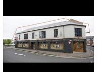 SUPERIOR OFFICE SPACE COLERAINE 2500 sq ft. Can be divided into 2 lots. (beside Marks & Spencer)