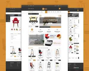 Affordable Web Design packages and Shopping cart eCommerce Sydney City Inner Sydney Preview