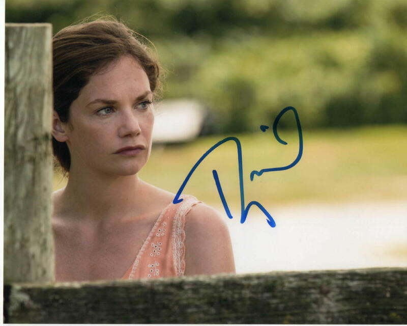 RUTH WILSON - SIGNED AUTOGRAPHED 8x10 PHOTO - LUKE, MRS, THE AFFAIR, LUTHER