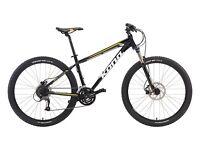 Kona Fire Mountain 27.5 Mountain Bike 2016 (Black) £300 RRP 600