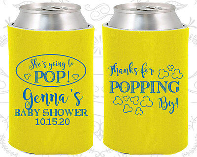 Baby Shower Ideas Boys (Baby Shower Koozies Koozie Ideas (90158) Shes Going To Pop, Boys Or)
