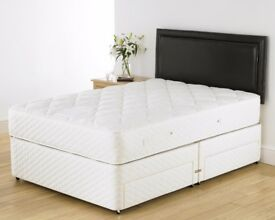 🌺🌺ALL SIZES 🌺🌺 AVAILABLE DIVAN KING SIZE BED IN A VER LOW PRICE🌺🌺 🚚🚚SAME DAY DELIVERY🚚🚚