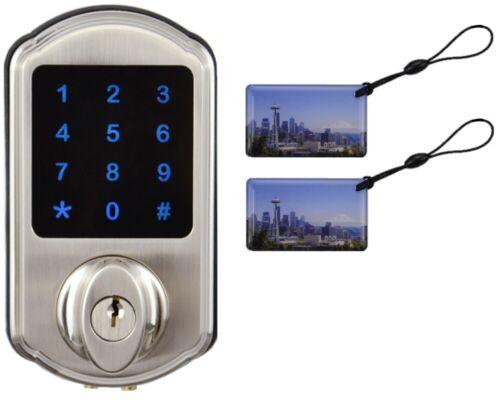 Scyan D2 Touchscreen Keypad Deadbolt Lock