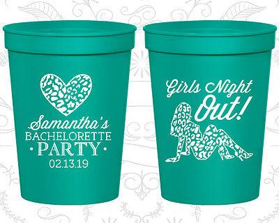 Bachelorette Party Stadium Cups Cup Favors (60086) Girls Night Out - Girls Night Out Favors