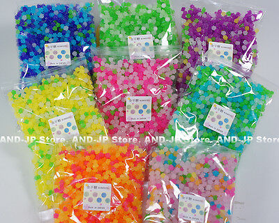 Japanese KONPEITO Crystal Big pack 500g (1lb more) Tiny Sugar Candy Party Favors (Japanese Party Favors)