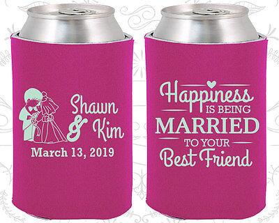 Cheap Beer Koozies (Wedding Favor Koozies Cheap Beer Can Koozie Ideas (515) Bride And)