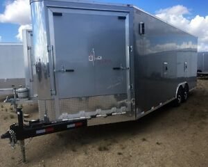 2016 RoyalCargo XRARCT60-826-86 Enclosed Snowmobile Trailer