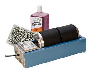 polissage lortone 33 b machine polir 2 batterie elma boules ebay. Black Bedroom Furniture Sets. Home Design Ideas