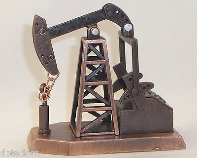 SOUVENIR BUILDING TEXAS OIL PUMP JACK