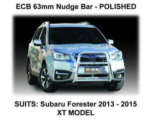 ECB 63mm Nudge Bar - Subaru Forester XT - 2013 - 2015 Fyshwick South Canberra Preview