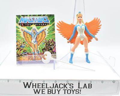 Sorceress 100% Complete 1987 He-Man MOTU Mattel Masters of the Universe