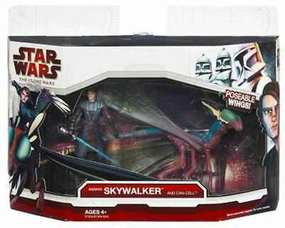 Star Wars Anakin Skywalker & Can-Cell action figure new sealed