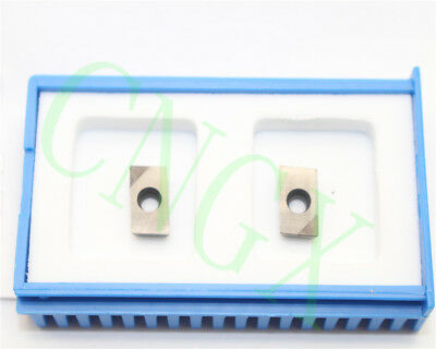 2pcs New Cbn Apkt113504 Cbn Diamond Cnc Blade Insert High Quality