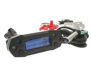 Digital Tachometer Drehzahlmesser KOSO DB-01R universal für Motorrad Roller