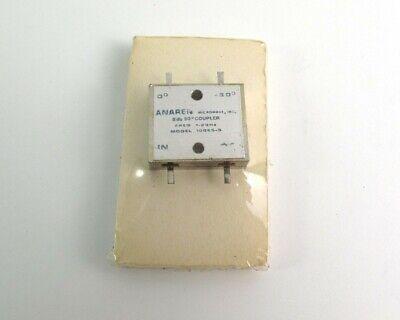 Anaren 3 Db 90 Hybrid Coupler 1- 2 Ghz Model 10065-3